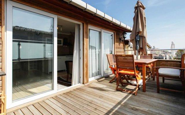 Отель Royem Suites балкон