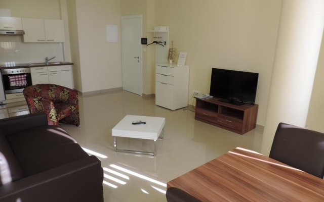 Апартаменты Apartments Villa Pjer комната для гостей