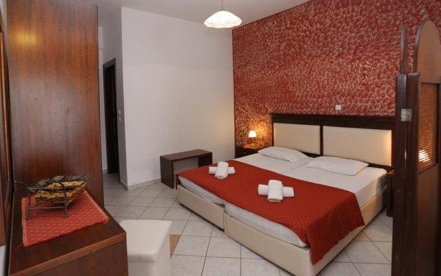 Отель Korina Fey комната для гостей
