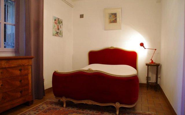 Отель Appartement Au ChÂteau Bouvet Ladubay Сомюр комната для гостей