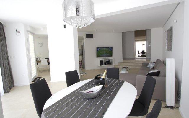 Апартаменты Luxury Apartment Split комната для гостей