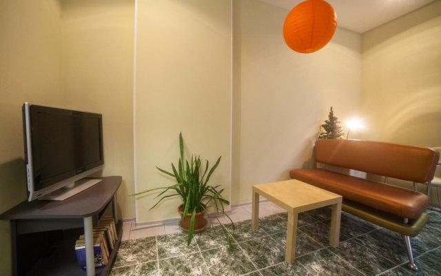 Barbaris Hostel комната для гостей