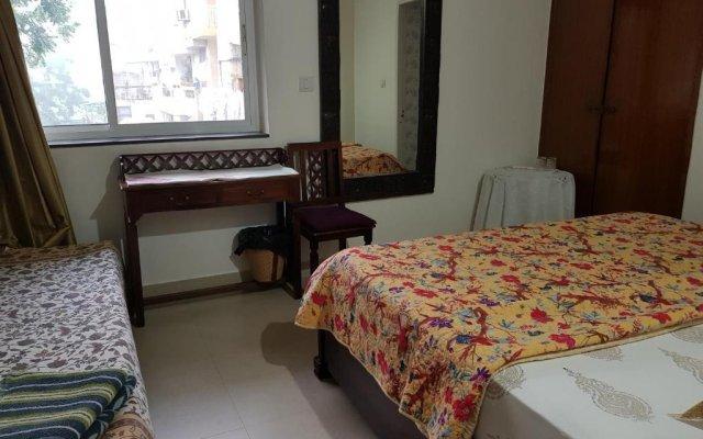 Отель Mayas Nest Индия, Нью-Дели - отзывы, цены и фото номеров - забронировать отель Mayas Nest онлайн комната для гостей