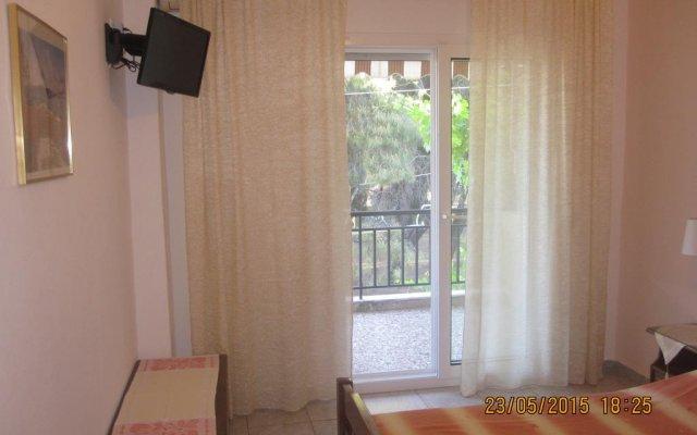 Отель Villa Vasiliki Греция, Метаморфоси - отзывы, цены и фото номеров - забронировать отель Villa Vasiliki онлайн комната для гостей