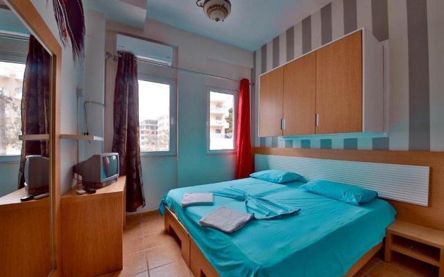 Hotel Nacional Vlore комната для гостей