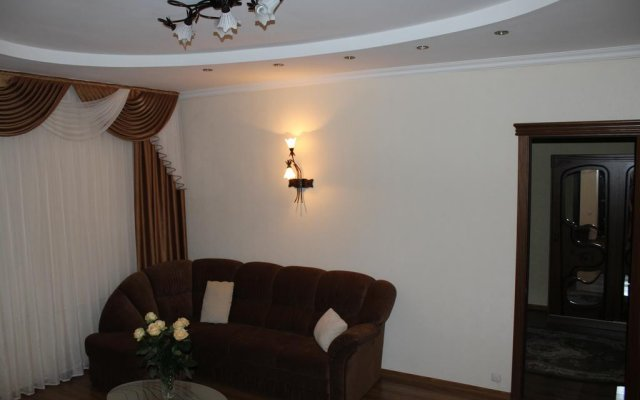 Гостиница Elit Aparts on Puskina WIFI Днепр комната для гостей