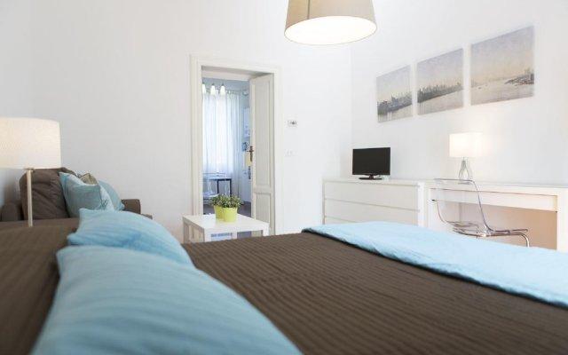 Отель Fashion37 Apartment Италия, Милан - отзывы, цены и фото номеров - забронировать отель Fashion37 Apartment онлайн комната для гостей