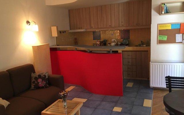 Manga Hostel комната для гостей