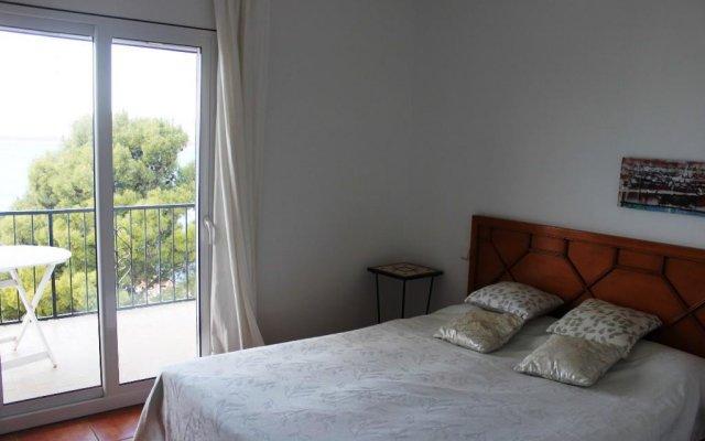 Отель Villa Igor Курорт Росес комната для гостей
