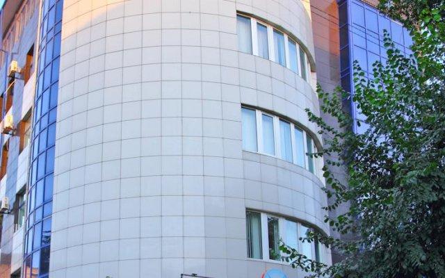 Отель Urmat Ordo Бишкек вид на фасад