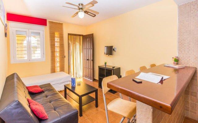 Отель Oasis de Cádiz Испания, Кониль-де-ла-Фронтера - отзывы, цены и фото номеров - забронировать отель Oasis de Cádiz онлайн комната для гостей