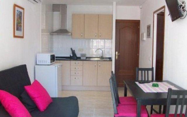 Отель Apartamentos Mitus в номере