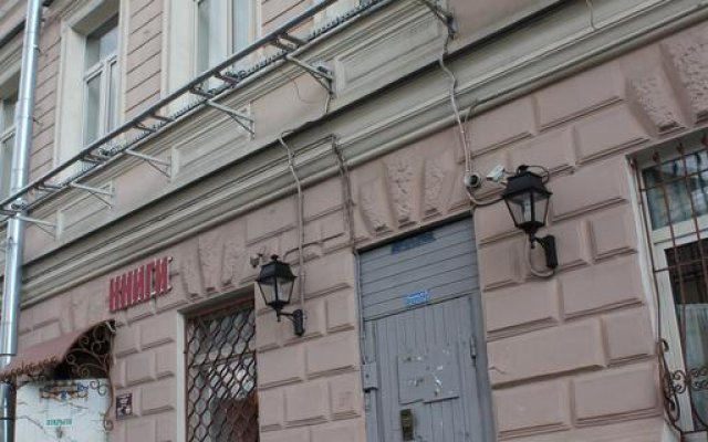 Hostel DomZhur вид на фасад