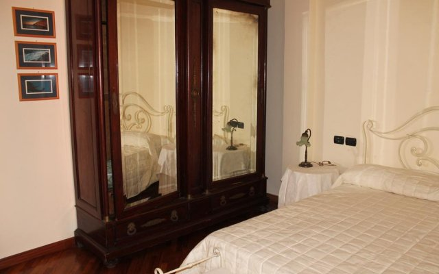 Отель B&B Taurasia Солофра комната для гостей