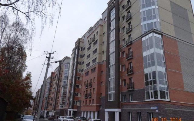 Апартаменты Турист Люкс вид на фасад