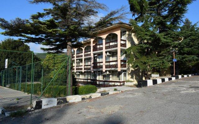 Hotel Ahilea вид на фасад