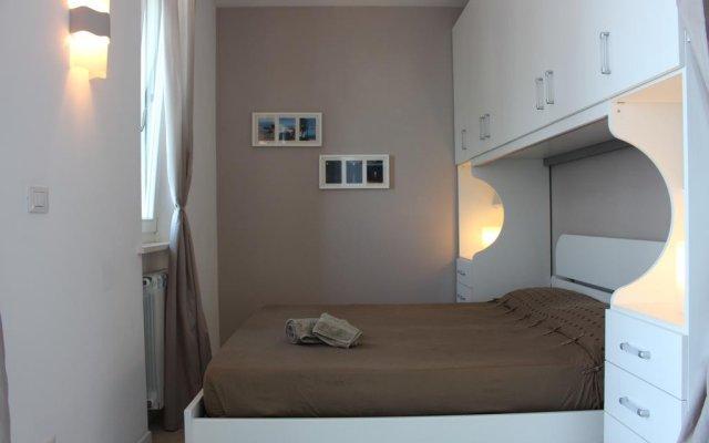 Отель L' Angolo Sul Mare Порто Реканати комната для гостей