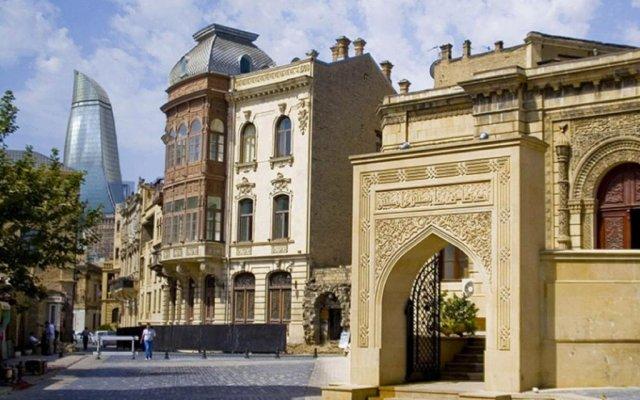 Отель Олд Баку Азербайджан, Баку - 1 отзыв об отеле, цены и фото номеров - забронировать отель Олд Баку онлайн вид на фасад