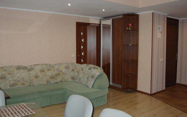 Апартаменты Furnished Apartments on Nauchnaya комната для гостей