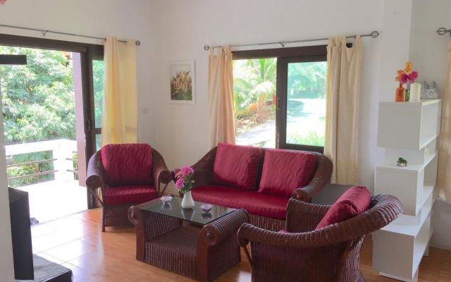 Отель Cosy 2 Bedrooms House Самуи комната для гостей