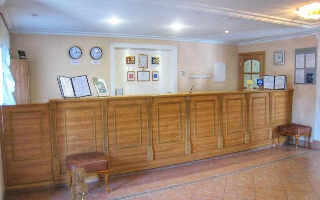 Гостиница Колос интерьер отеля