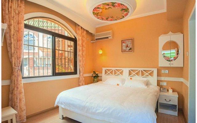 Отель Dora's House Sunlight Rock Branch Китай, Сямынь - отзывы, цены и фото номеров - забронировать отель Dora's House Sunlight Rock Branch онлайн комната для гостей