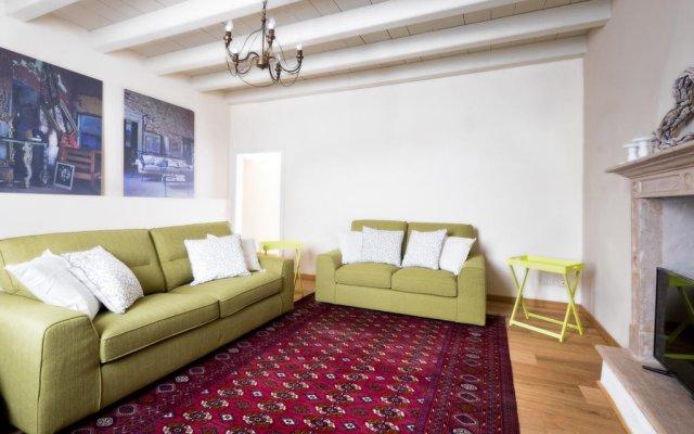 Отель Dall'Ingles Сольферино комната для гостей