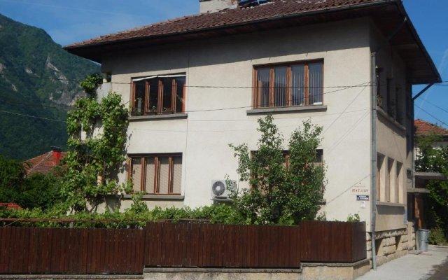 Апартаменты Natali Apartment вид на фасад