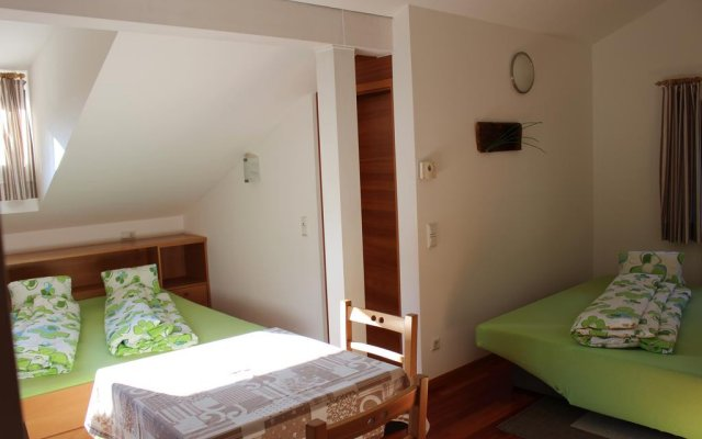 Отель Bruggenwirt Goldrain Силандро комната для гостей