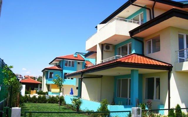 Отель Bulgarienhus Nev Villa вид на фасад