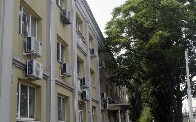 Гостиница Potemkin's Favorite Suites вид на фасад