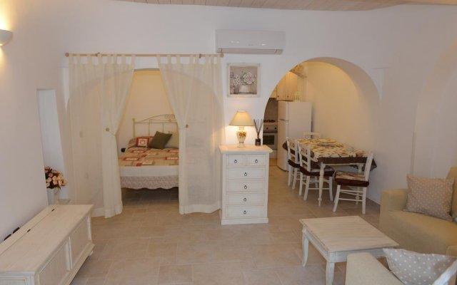 Отель La Dimora di Giorgia Альберобелло комната для гостей