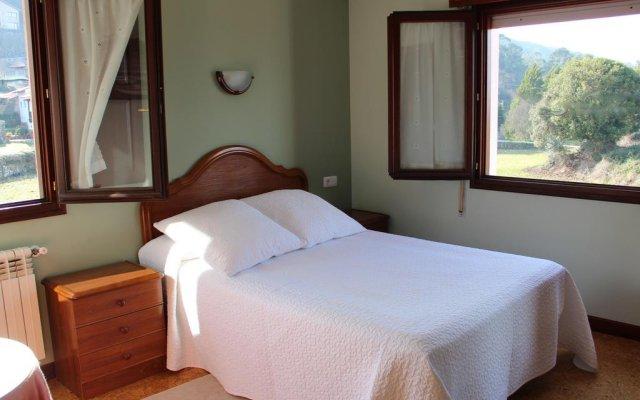 Отель La Espina de Pechon комната для гостей