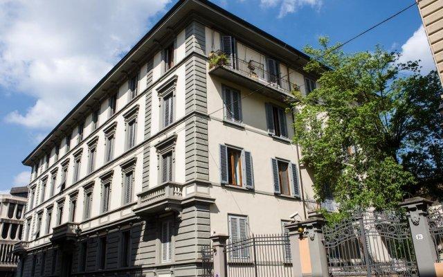 Hotel Fiorita вид на фасад