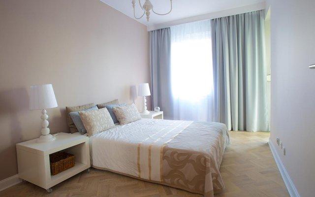 Отель Apartament Racławicka Польша, Варшава - отзывы, цены и фото номеров - забронировать отель Apartament Racławicka онлайн комната для гостей