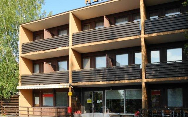 Отель Hotelli Anna Kern Финляндия, Иматра - отзывы, цены и фото номеров - забронировать отель Hotelli Anna Kern онлайн вид на фасад