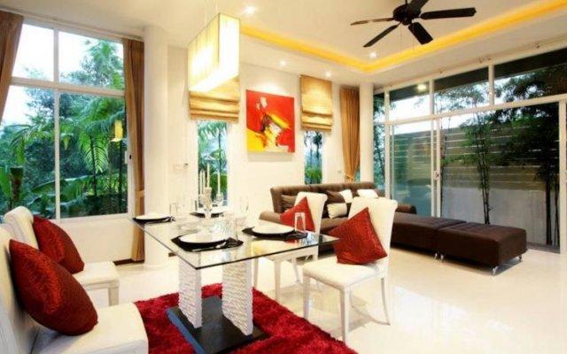 Отель Seetrough Villas комната для гостей