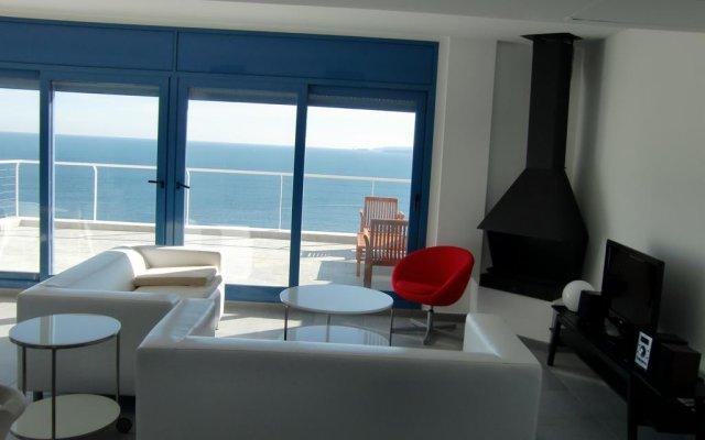 Отель Terrazas del Mar Испания, Курорт Росес - отзывы, цены и фото номеров - забронировать отель Terrazas del Mar онлайн комната для гостей
