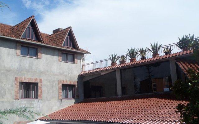 Hotel Vila Bruci вид на фасад