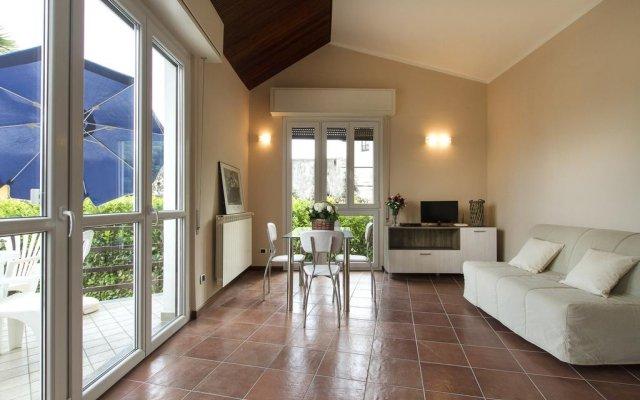 Отель Appartamento Cave Бавено комната для гостей