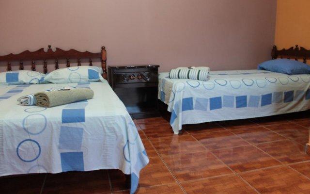 Hotel El Trapiche комната для гостей