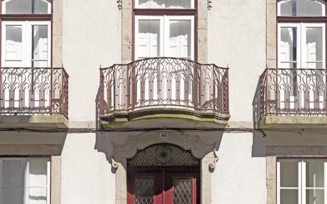 Апартаменты Feels Like Home Porto Charming Studio вид на фасад