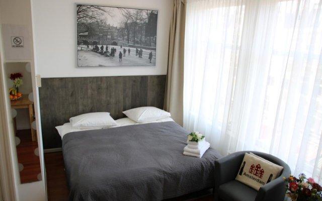 Отель Albert Cuyp II Studio Нидерланды, Амстердам - отзывы, цены и фото номеров - забронировать отель Albert Cuyp II Studio онлайн комната для гостей