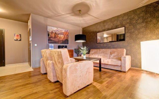 Отель Apartamenty Sun & Snow Poznań Польша, Познань - отзывы, цены и фото номеров - забронировать отель Apartamenty Sun & Snow Poznań онлайн комната для гостей