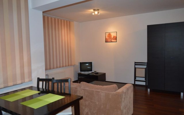 Апартаменты St. Anastasia Apartments Банско комната для гостей