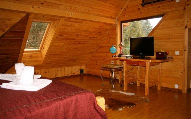 Гостиница Ozero Vita комната для гостей