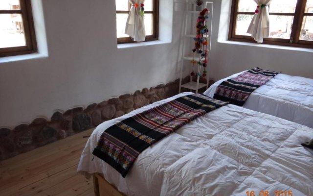 Отель Cusco, Valle Sagrado, Huaran комната для гостей