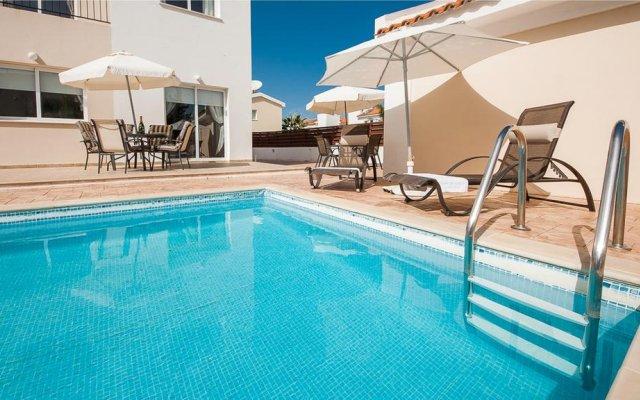 Отель Oceanview Villa 082 бассейн