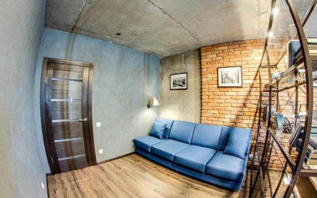 Гостиница Loft Apart by C&C в Самаре отзывы, цены и фото номеров - забронировать гостиницу Loft Apart by C&C онлайн Самара комната для гостей