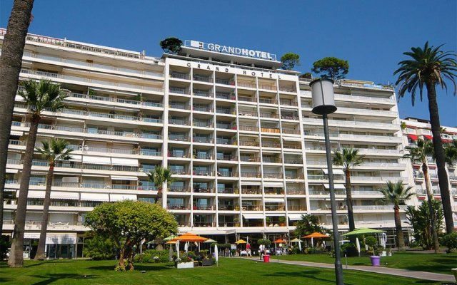 Le Grand Hotel Cannes 0